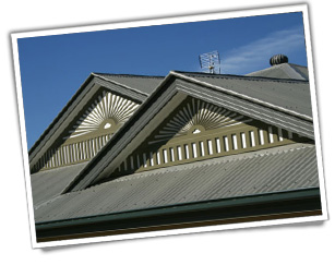 View our Metal Roofing Images